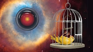 "Canaries Can't Cry in Space: AI-""aliens"", Cosmic Heretics & Flat Earth..."