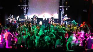 Deja-Vu Band - BANTU (Kaoma) LIVE 21.03.2014
