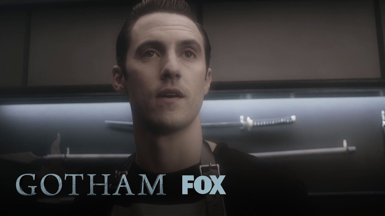 Torture Is His Middle Name | Season 1 Ep  19 | GOTHAM