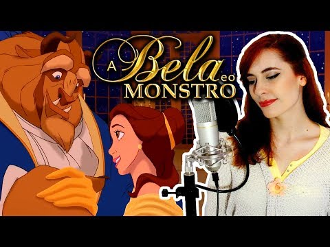 Beauty And The Beast - Tale As Old As Time (EU Portuguese) - Cat Rox cover