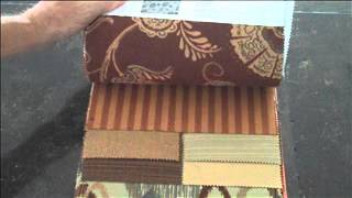 Outdoor Patio Cushion Fabric Descriptions