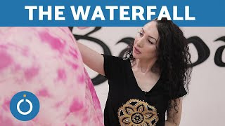 """BELLY DANCING Tutorial - """"The Waterfall"""" with VEIL"""