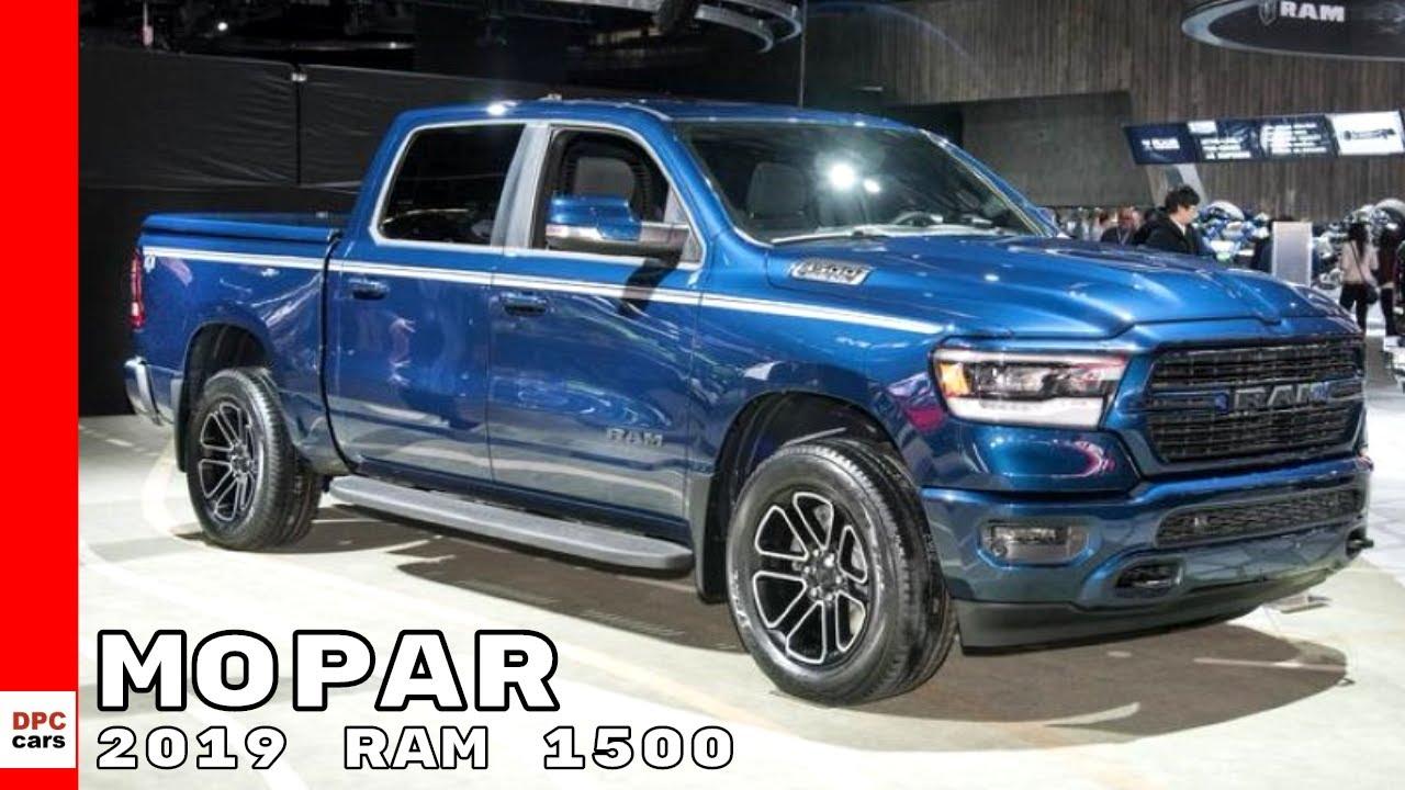 Mopar 2019 RAM 1500 Truck