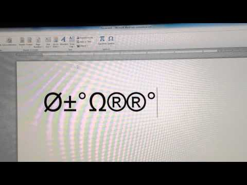 How to Create Special Characters/Symbols in Windows (Alt Codes)
