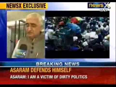Salman Khurshid reacts to NewsX's Sri Lanka Tamil atrocities documentary - News X Travel Video
