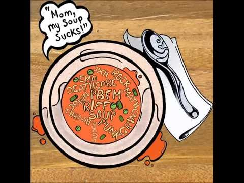 PlasticBag FaceMask- Riff Soup (Full Album)