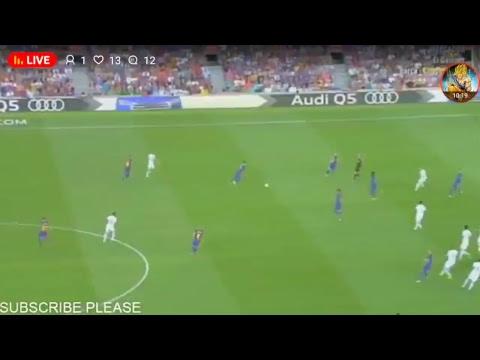 Barcelona Vs Chapecoense//LIVE