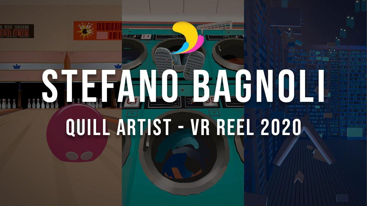 Quill Artist - Stefano Bagnoli Reel 2020