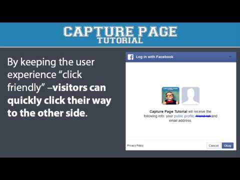 how to create a video landing page in wordpress