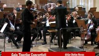 Brahms - Violin concerto in D-dur, Op. 77, 3rd mov
