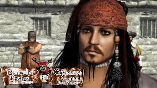 Piratas del caribe pelicula completa en español