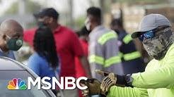 As Trump Touts Economy, Crashing Job Market Destroys 26 Million U.S. Jobs   MSNBC