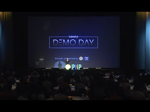 Plug and Play Demo Day - Full Version (Part 1/3)