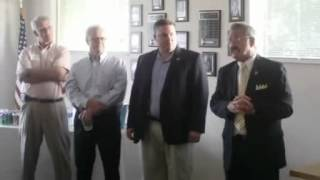 Rural/Metro Unveils New Ambulances for West Orange, Florida