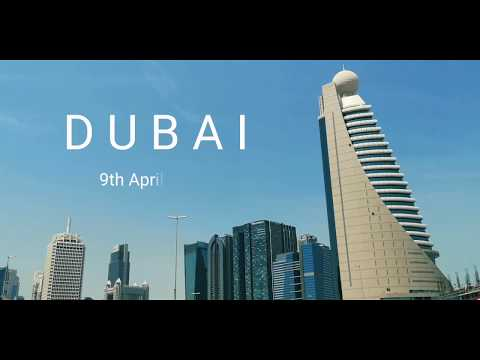 Dubai 9th April 2019
