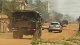 Protests in Togo: Several killed in violence between protesters and police