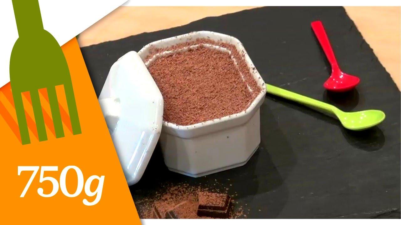 Mousse Au Chocolat Sans Oeuf 750g Youtube