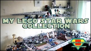 My Lego Star Wars Collection 2014-2015