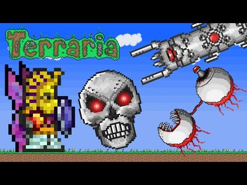 Terraria Xbox - Boss Hunting [156]