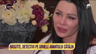 Brigitte Sfăt recunoaște că l-a înşelat pe Ilie Năstase: Bărbatul se numește Cătălin