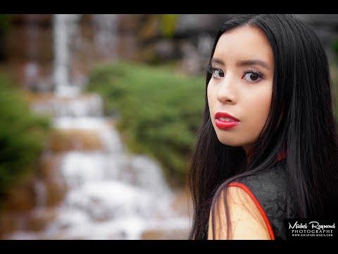 Jardin de chine de Montréal avec Ruxia Campbell