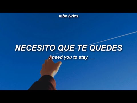 The kid laroi ft Justin bieber – Stay | Sub Español / Lyrics
