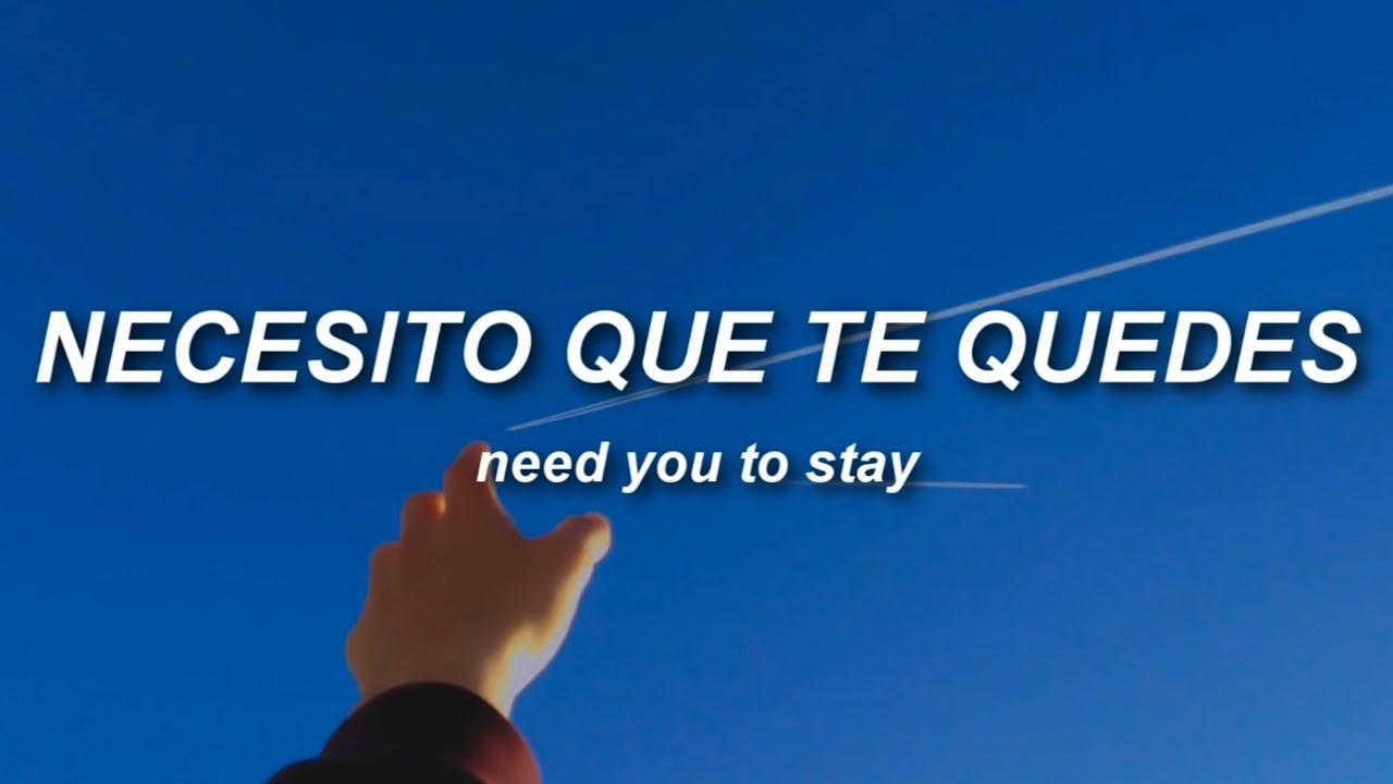 Download The kid laroi ft Justin bieber - Stay | Sub Español / Lyrics