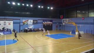 LNP Playoff Serie B 2018 Gara 2 Quarti Tab  1   Lecco vs Urania Milano