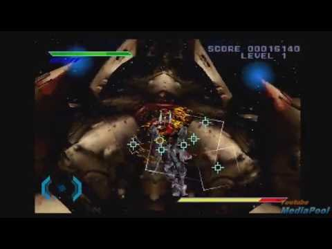 1999 omega boost psx old school retro game playthrough 60fps