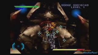 1999 Omega Boost  ( PSX) Old School retro game playthrough 60fps