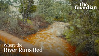 Where the River Runs Red - a mining community caught between the past and a sustainable future