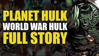 Video The Strongest Hulk Vs The Marvel Universe! (Planet Hulk/World War Hulk: Full Story) download MP3, 3GP, MP4, WEBM, AVI, FLV Agustus 2018