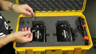 Pelican Case 2 Einstein Light Solution