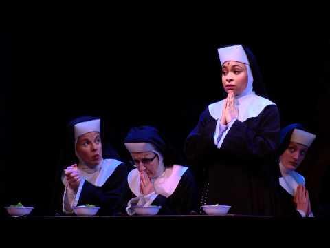 SISTER ACT: RAVEN-SYMONÉ SAYS GRACE