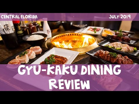 Gyu-Kaku Dining Review (July 2019)