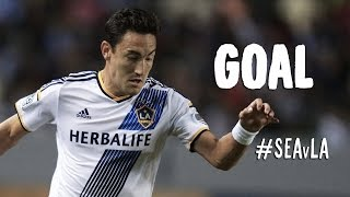 GOAL: Stefan Ishizaki lashes one past Frei | Seattle Sounders vs LA Galaxy