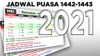 Jadwal Puasa Sunnah Wajib 2021 Cute766