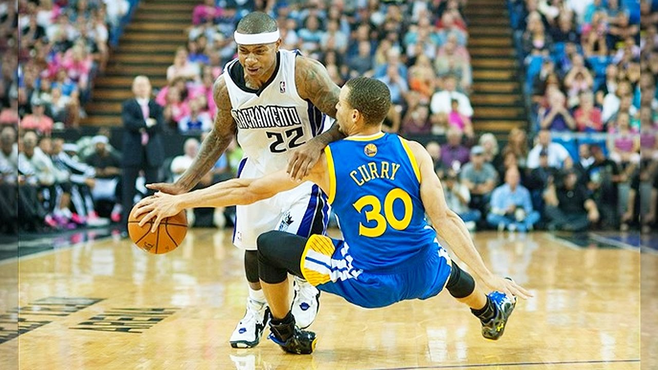 The Best NBA Ankle Breakers