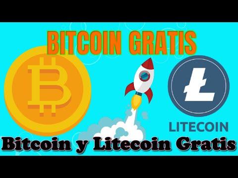 ?Como Ganar  BITCOINS Gratis /Gana BITCOINS y LITECOIN Rápido?