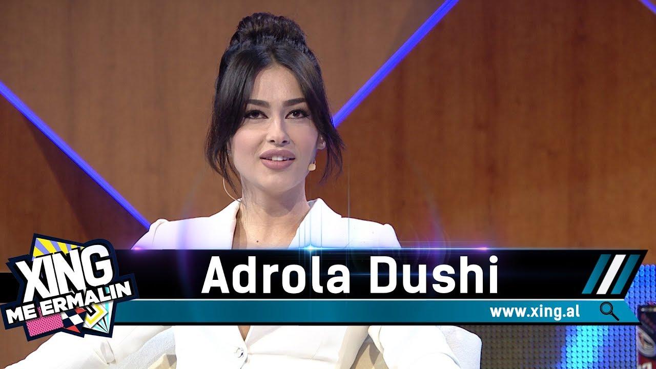 Adrola Dushi flet per here te pare per ndarjen nga burri - YouTube