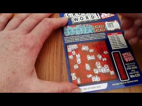 Scratchcard time - Irish National lottery - #366