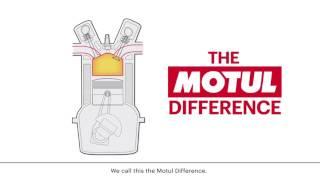 Motul Care System - Engine Clean