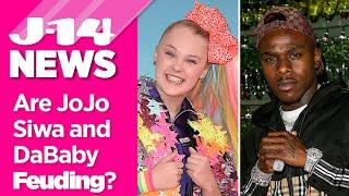 Are JoJo Siwa and DaBaby Feuding? 'Beatbox Freestyle' Lyrics
