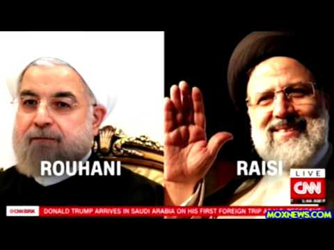 Iranian President Hassan Rouhani Wins Re-Election In Apparent Landslid Victory!