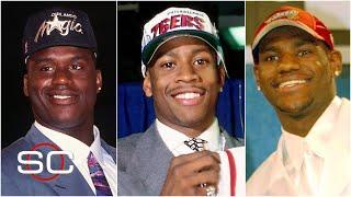 Top 10 No. 1 NBA Draft picks | SportsCenter