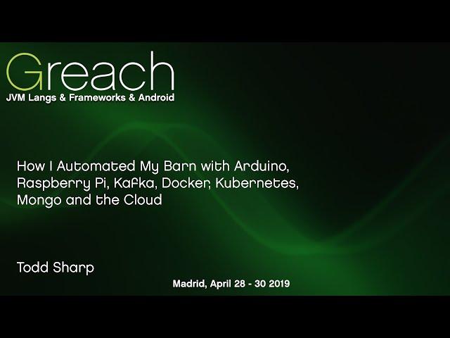 How I Automated My Barn with Arduino, Raspberry Pi, Kafka