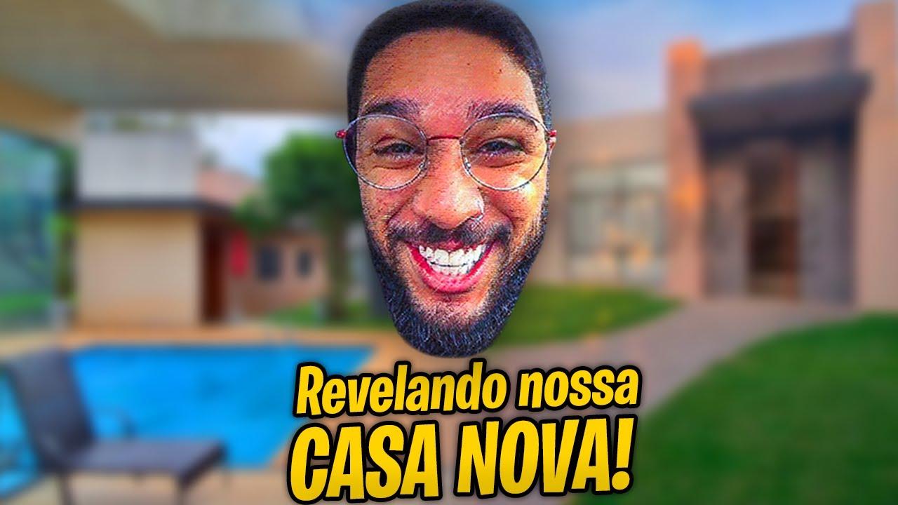 REVELANDO A CASA NOVA QUE COMPRAMOS