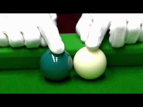 World Snooker Championship 2013: Ball trouble snookers referee