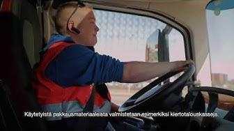 Kesko Logistiikka -esittelyvideo