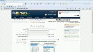 histats html tutorial